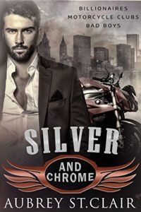 Silver and Chrome cover
